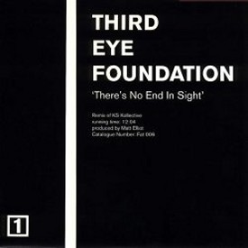 Third Eye Foundation / V/Vm (inner sleeve)